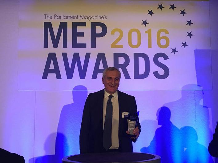 Nicola Caputo: MEP Europa Parlament